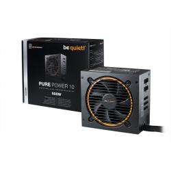600W,-,Be,Quiet!,Pure,Power,10,CM,80+,Silver,Modular,Power,Supply,