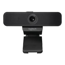 Logitech,C925e,Pro,Full,HD,1080p,Auto-Focus,USB,Webcam,with,Omni-Directional,Microphones