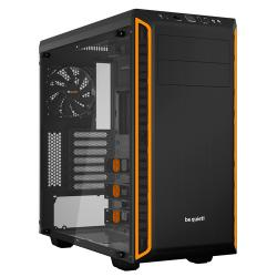 be,quiet!,Pure,Base,600,Windowed,Mid,Tower,Case,-,Orange,