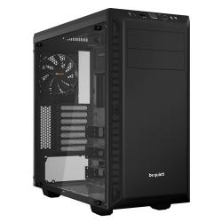 be,quiet!,Pure,Base,600,Windowed,Mid,Tower,Case,-,Black,