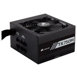 750W,-,Corsair,TX750M,80+,Gold,Semi,Modular,Power,Supply,