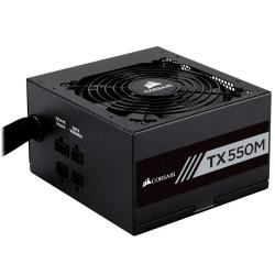 550W,-,Corsair,TX550M,80+,Gold,Semi,Modular,Power,Supply,
