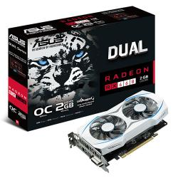 Asus,RADEON,RX460,DUAL,OC,2GB,AMD,Graphics,Card,