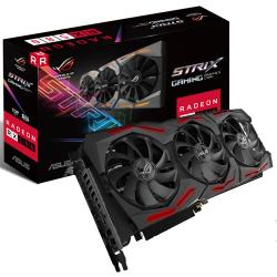 ASUS,AMD,Radeon,RX,580,8GB,ROG,STRIX,TOP,OC,Graphics,Card,