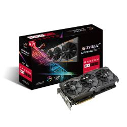ASUS,AMD,Radeon,RX,580,8GB,ROG,STRIX,TOP,Graphics,Card,