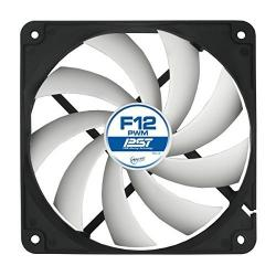 Arctic,F12,120mm,Temperature,Controlled,PWM,Case,Fan,