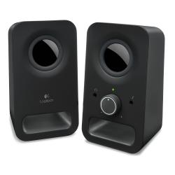 Logitech,Z150,Multimedia,Speakers,-,Midnight,Black,