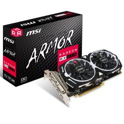 MSI,AMD,Radeon,RX,570,4GB,ARMOR,OC,Graphics,Card,