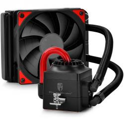 Deepcool,GamerStorm,Captain,120,EX,Red,LED,All-in-One,Liquid,CPU,Cooler,
