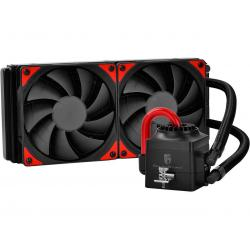 Deepcool,GamerStorm,Captain,240,EX,Red,LED,All-in-One,Liquid,CPU,Cooler,
