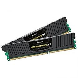 16GB,(2x8GB),Corsair,Vengeance,Jet,Black,Low,Profile,1600MHz,DDR3,-,OPEN,BOX,