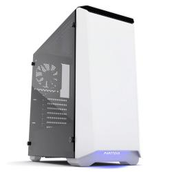 Phanteks,Eclipse,P400S,Glass,Midi,Tower,Case,-,Noise,Dampened,White,