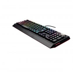 Riotoro,Ghostwriter,Classic,Membrane,Gaming,UK,Keyboard,-,Black,