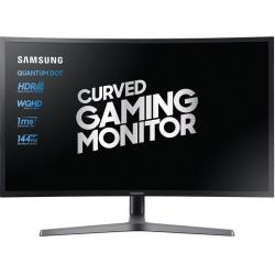 "32"",Samsung,C32HG70,144Hz,1ms,Curved,Quantum,Dot,HDR,Gaming,Monitor,"