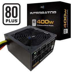 400W,AEROCOOL,Integrator,-,80+,Power,Supply,