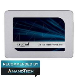 "1TB,Crucial,MX500,2.5"",SSD,/,Solid,State,Drive,"