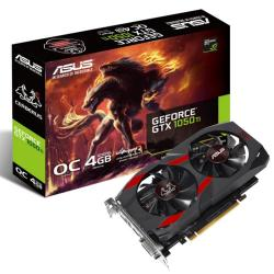 ASUS,GeForce,GTX,1050,Ti,Cerberus,OC,4GB,Graphics,Card,