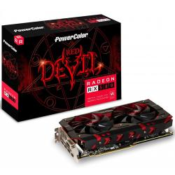 PowerColor,Radeon,RX,580,Red,Devil,8GB,Graphics,Card,