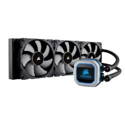 Corsair,H150i,PRO,360mm,RGB,AIO,Intel/AMD,CPU,Water,Cooler,