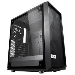 Fractal,Meshify,C,Light,Tinted,Glass,Mid,Tower,PC,Gaming,Case,
