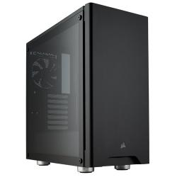 Corsair,Carbide,Series,275R,Tempered,Glass,Mid-Tower,Gaming,Case,,Black,