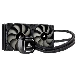 Corsair,Hydro,H100x,AIO,LED,Liquid,CPU,Cooler,