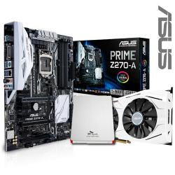 ASUS,Z270-A,Motherboard,+,GTX1060,6GB,+,250GB,SSD,Gaming,Bundle,