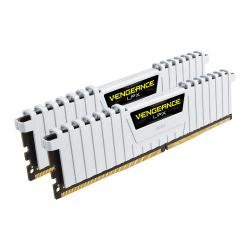 16GB (2x8GB) Corsair White Vengeance LPX DDR4 3000MHz RAM