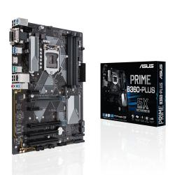 ASUS,PRIME,B360-PLUS,-,Intel,Coffee,Lake,DDR4,ATX,Motherboard,