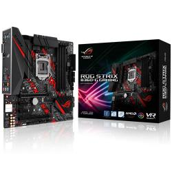 ASUS,ROG,STRIX,B360-G,GAMING,-,Intel,Coffee,Lake,DDR4,Micro,ATX,Motherboard,