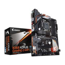 GIGABYTE,B360,AORUS,GAMING,3,WIFI,-,Intel,Coffee,Lake,DDR4,ATX,Motherboard,