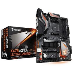 GIGABYTE,AORUS,AMD,Ryzen,X470,Ultra,Gaming,AM4,ATX,Motherboard,