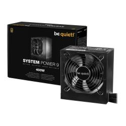 400W,-,be,quiet!,System,Power,9,80+,Bronze,Power,Supply