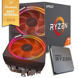 AMD,Ryzen,7,2700X,-,3.7GHz,,8x,Core,Processor,/,CPU,