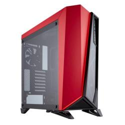 CORSAIR,SPEC,OMEGA,Red,Tempered,Glass,Midi,PC,Gaming,Case,-,Open,Box,