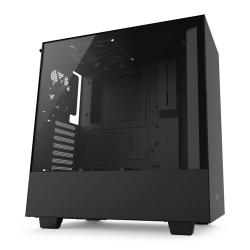 NZXT,H500,Tempered,Glass,Midi,PC,Gaming,case,-,Black,