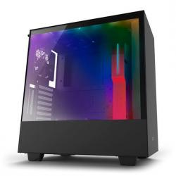 NZXT,Red,H500i,Smart,Tempered,Glass,Window,Midi,PC,Gaming,Case,