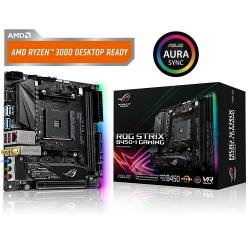 ASUS,AMD,Ryzen,ROG,STRIX,B450-I,AM4,Mini,ITX,GAMING,Motherboard