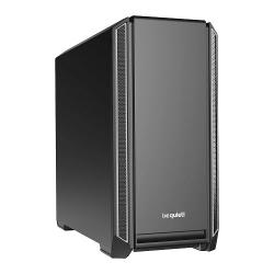 be,quiet!,SILENT,BASE,601,Silver,Midi,PC,Case,