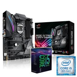 Intel,8600k,CPU,+,ASUS,ROG,STRIX,Z370-F,Motherboard,Bundle,+,Free,Call,Of,Duty:,Black,Ops,4,