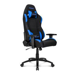 AKRacing,Core,Series,EX,BLACK/BLUE,Gaming,Chair,