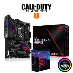ASUS,ROG,MAXIMUS,XI,HERO,+,Intel,i7,8700K,Bundle,+,Call,of,Duty:,Black,Ops,4,Deluxe,Edition,