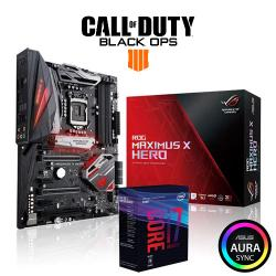 ASUS,ROG,MAXIMUS,X,HERO,+,Intel,i7,8700K,Bundle,+,Call,of,Duty:,Black,Ops,4,Deluxe,Edition,