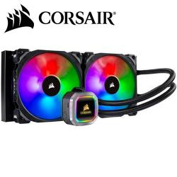CORSAIR,Hydro,H115i,Addressable,RGB,PLATINUM,Liquid,CPU,Cooler