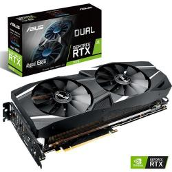 ASUS,NVIDIA,GeForce,RTX,2070,8GB,DUAL,ADVANCED,Turing,Graphics,Card,