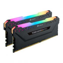 Corsair,Vengeance,RGB,PRO,Black,16GB,3000,MHz,DDR4,Dual,Channel,Memory,Kit