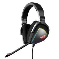 ASUS,ROG,Delta,headset,Binaural,Head-band,-,Black,