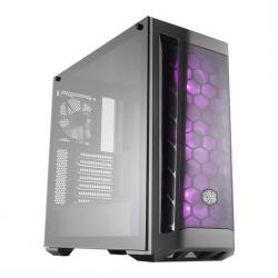 Cooler,Master,MB511,RGB,Tempered,Glass,Midi,PC,Gaming,Case