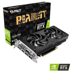 PALIT,NVIDIA,GeForce,RTX,2070,Dual,R2,8GB,Graphics,Card,