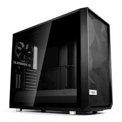 Fractal,Meshify,S2,Black,Tempered,Glass,Midi,PC,Gaming,Case
